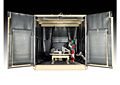 Engineered Field-Erected Blast Rooms & Packaged Rooms